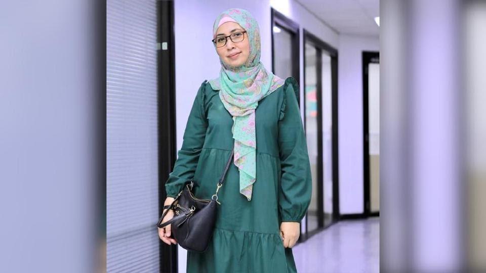 Penerbit Eksekutif AJL35, Nurhul Huda Khalid.